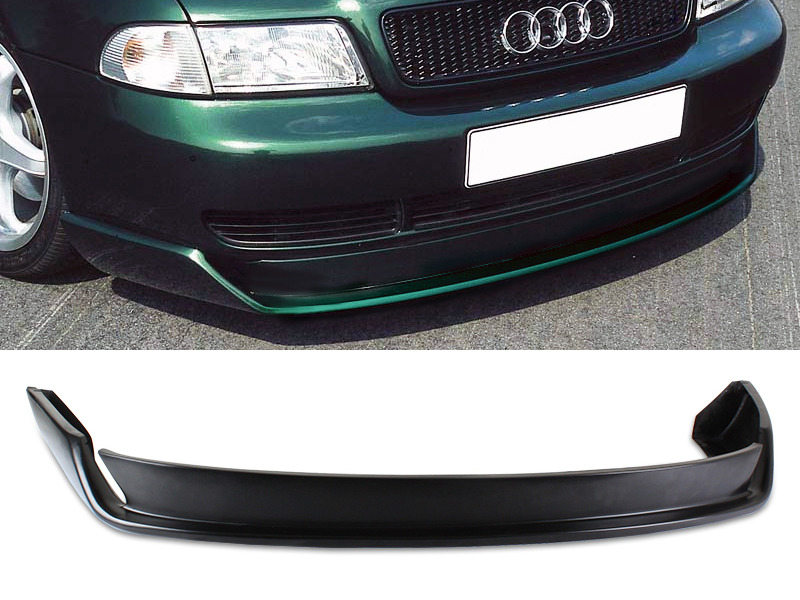 UNPAINTED PU Urethane Audi A4 B5 96-01 O Style Front Lip Spoiler