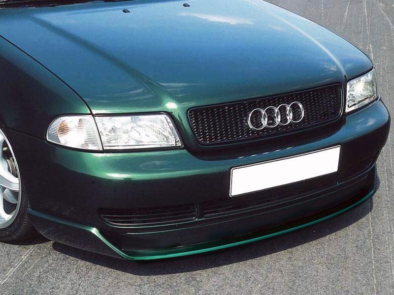 UNPAINTED PU Urethane Audi A4 B5 96-01 O Style Front Lip Spoiler