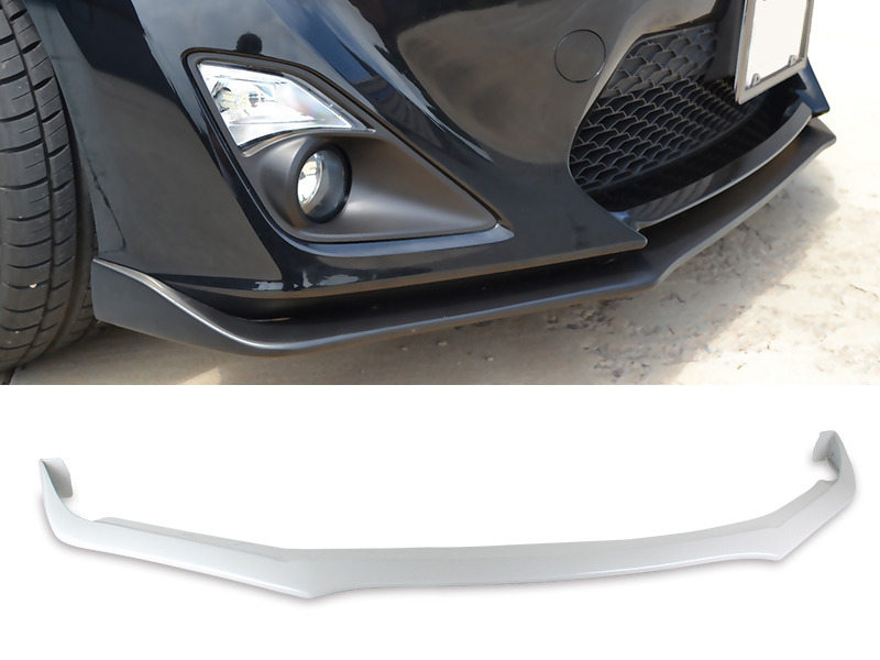 PAINTED PU Urethane Scion FR-S 13-16 ST Style Front Lip Spoiler Color 37J