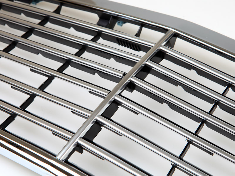 Front Mesh Grill For Mercedes Benz W124 E-Class Facelift All Models 1993-1995