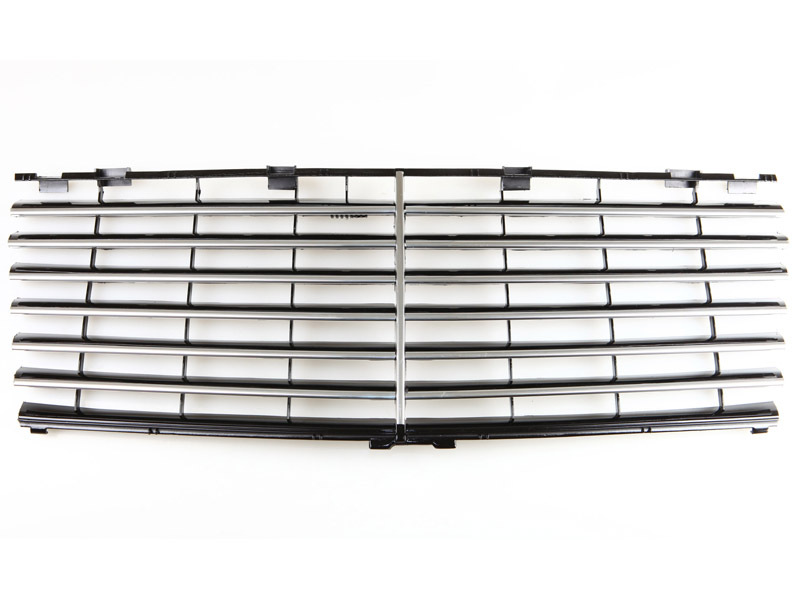 93-95 MERCEDES BENZ W124 E-Class S600 BLACK GRILLE AMG STYLE