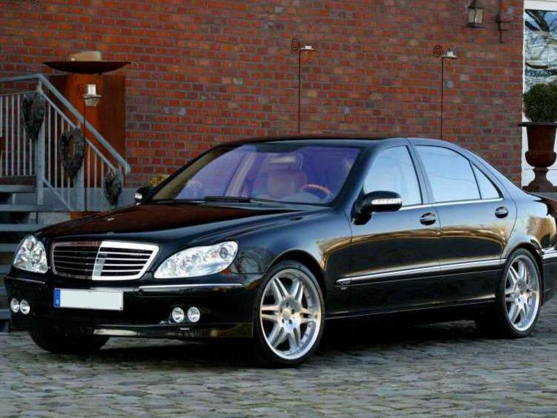 Mercedes benz w220 s320 s430 s500 s600 s55 98 02 front for Mercedes benz s600 ebay