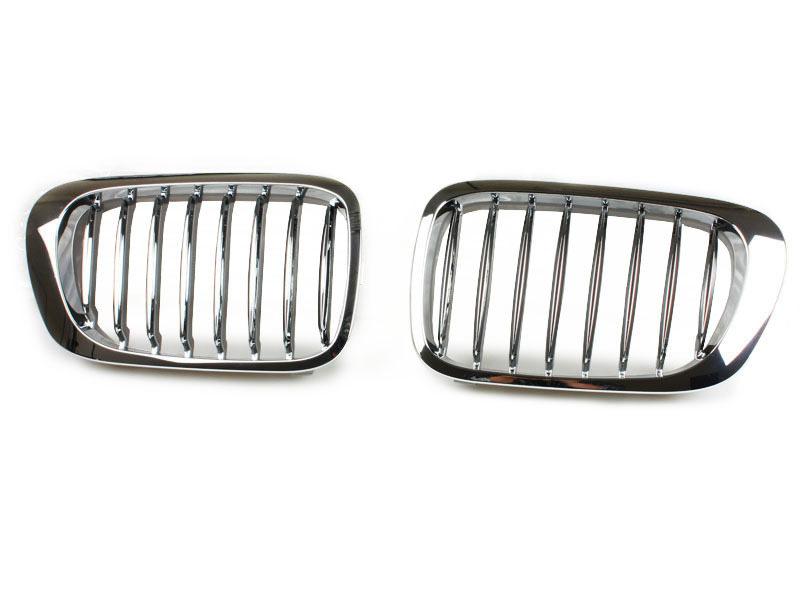 99 00 01 BMW E46 Coupe M3 323ci/325ci/330ci CHROME GRILLE GRILL