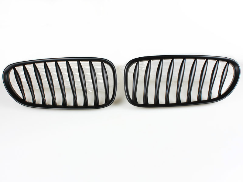 BMW Z4 E85 E86 ROADSTER COUPE CONVERTIBLE MATTE BLACK FRONT GRILLE