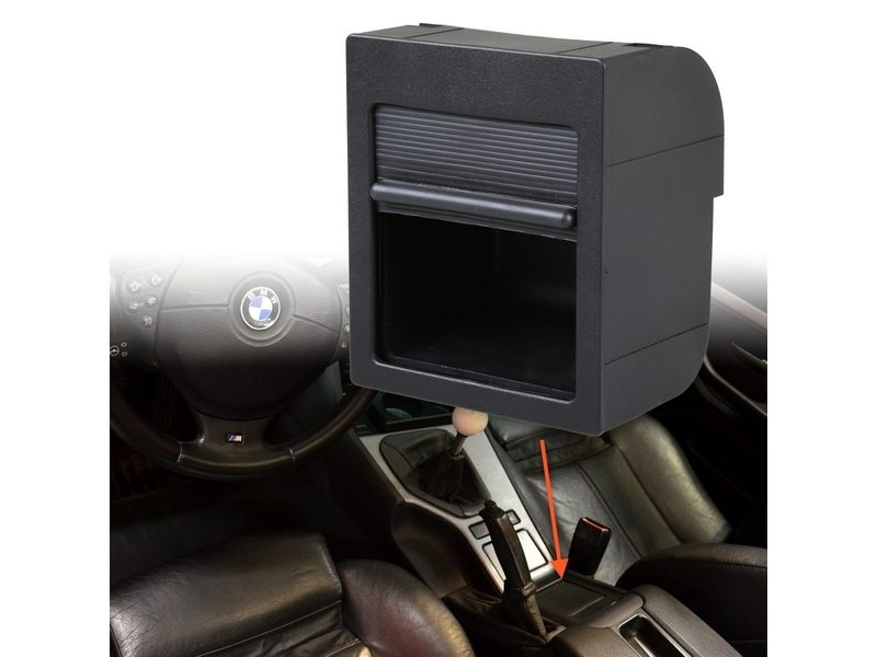BMW E39 1997-2003 Center Console Storing Partition