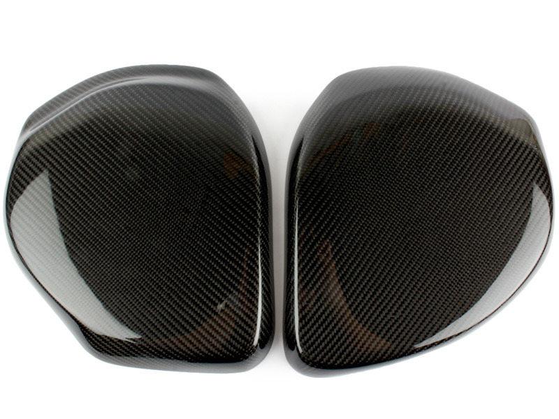 Carbon Fiber Battery&Brake Fluid Cover For Nissan Fairlady 350Z Z33