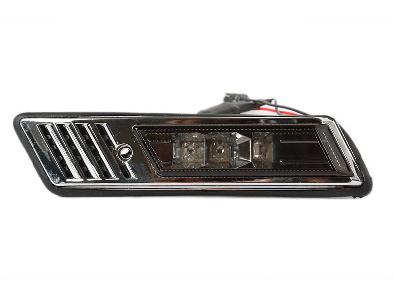 BMW E36 E32 E34 E30 M3 Smoke LED Side Marker Repeater Light Lamp Pre-facelift