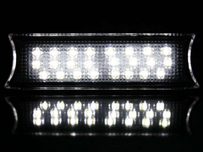 BMW E90 E91 E92 LED Center Dome Overhead Interior Reading Map Light Lamp Set