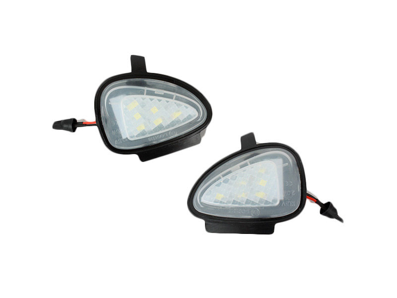 LED Under Side Mirror Puddle Light VW Golf 6 Touran