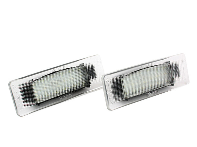 LED License Plate Light Lamps For Kia Optima K2 K3 K5 2006-2014