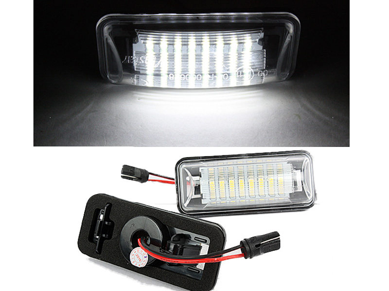 6000K 24 LED License Plate Light Lamps For Toyota 86 Subaru BRZ Scion FR-S