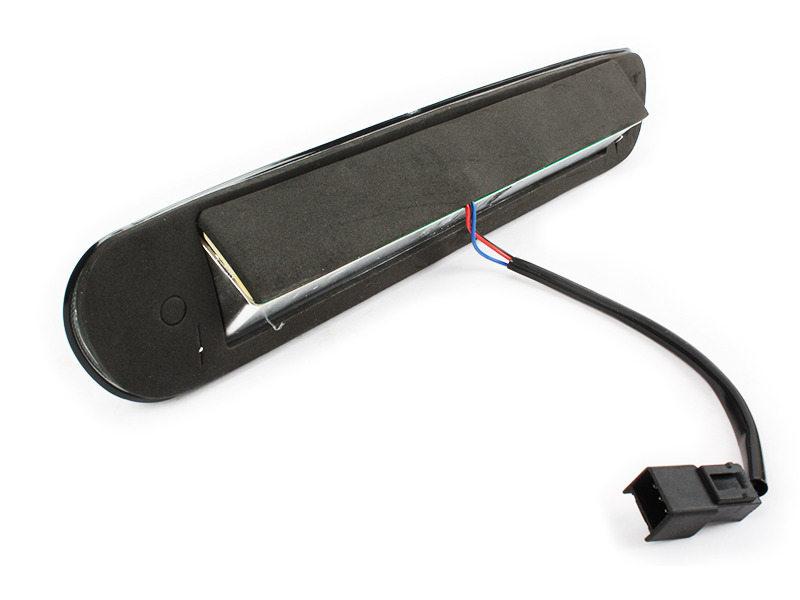 LED Stop 3rd Brake Light For Chevrolet Silverado GMC Sierra Smoke Lens 2007-2013