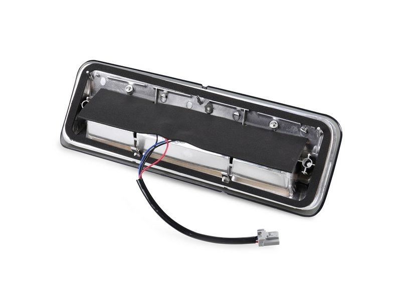 LED Rear Stop 3rd Brake Light For Ford F-150 F150 Smoke Lens 04-07