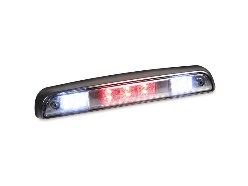LED Rear Stop 3rd Brake Light For F-150 F-250 F-350 Bronco Smoke Lens 1992-1996