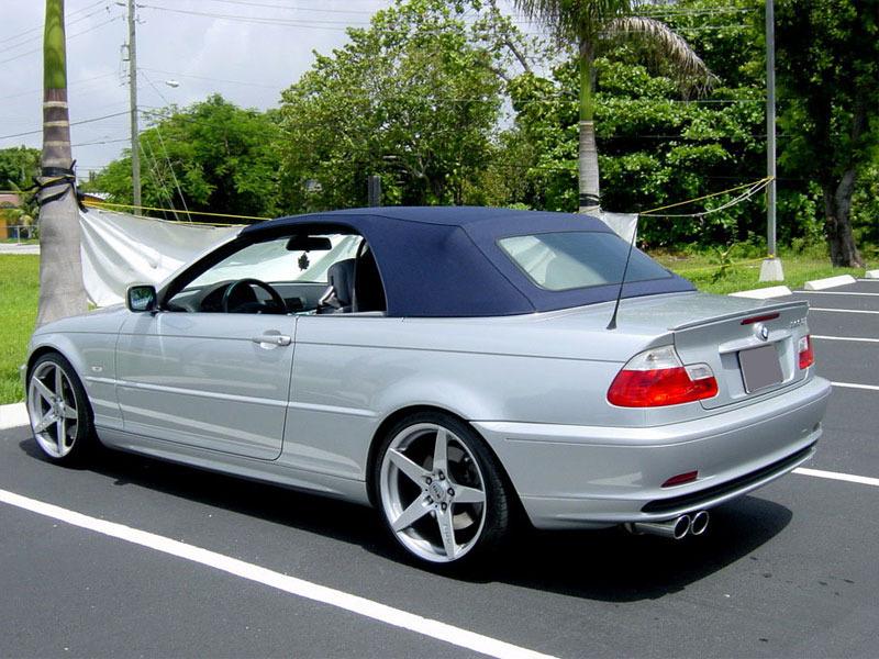 bmw e46 rear trunk boot lip spoiler convertible cabrio m3 unpainted ebay. Black Bedroom Furniture Sets. Home Design Ideas