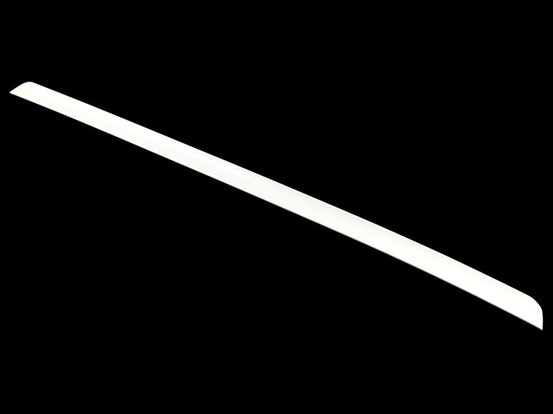 PAINTED 2004-2008 ACURA TL TRUNK LIP SPOILER White Diamond Pearl NH-603P