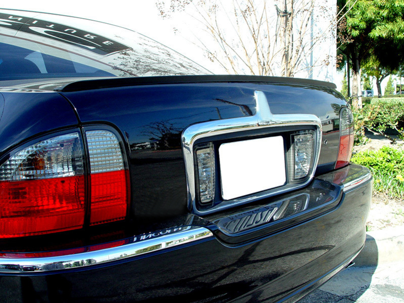 00-05 For Lincoln LS REAR TRUNK LIP SPOILER WING (UNPAINTED)