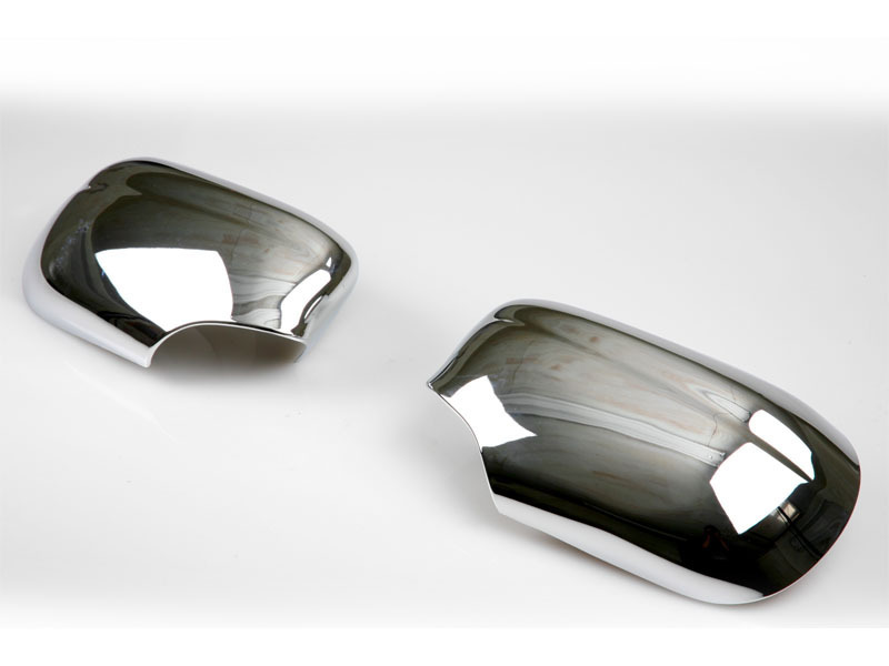 JAGUAR S-type 98-02 Chrome Mirror Cover Door Door Mirrors