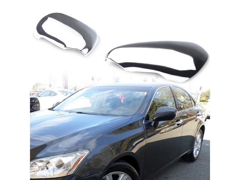 Chrome Mirror Covers Door Mirrors For Lexus ES350 ES240 ES