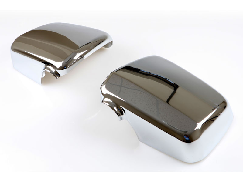 Chrome Door Mirror Covers Trim For Lexus RX300 RX 300 1999-2004