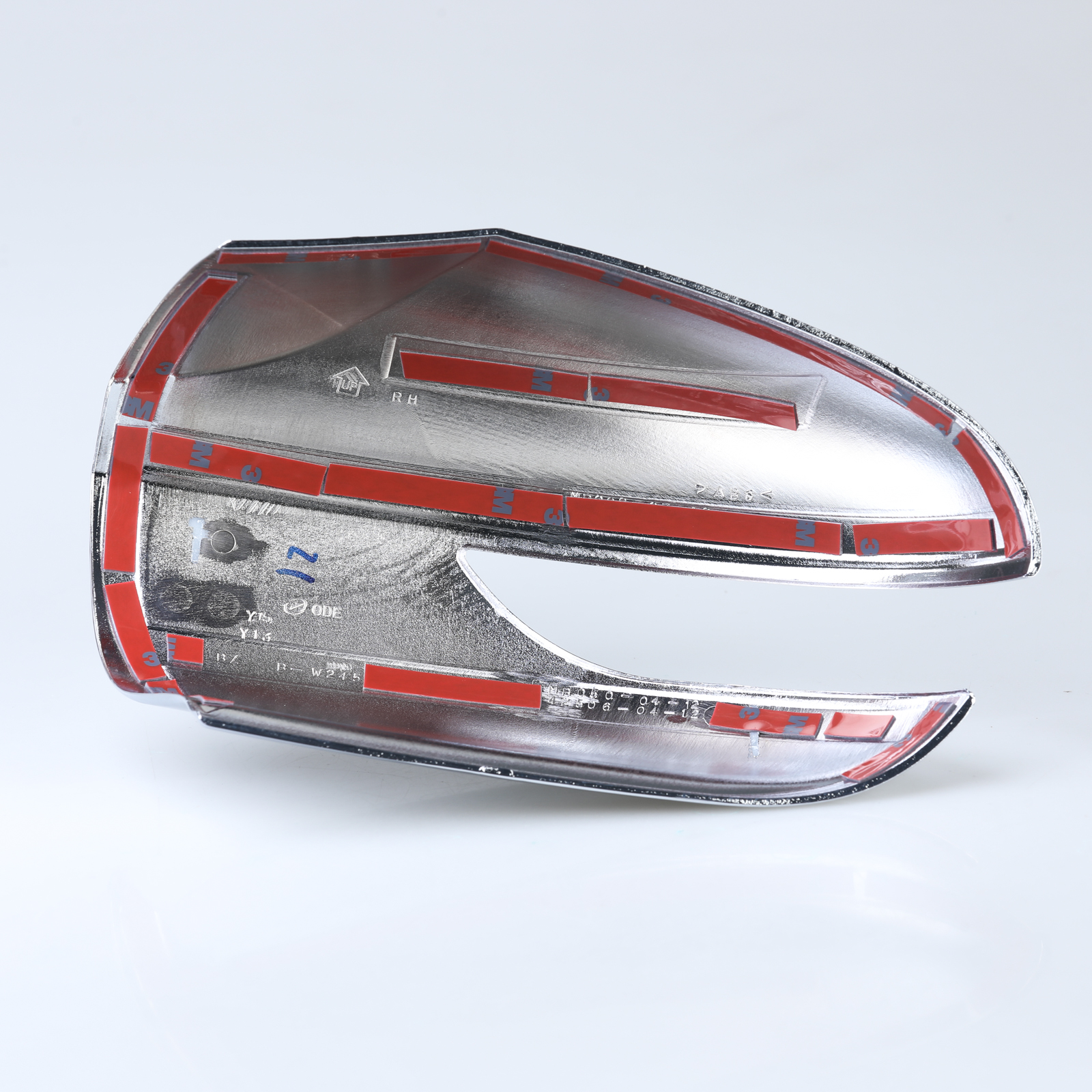 Chrome Door Wing Mirror Covers For Mercedes Benz W245 W169 2004-2008
