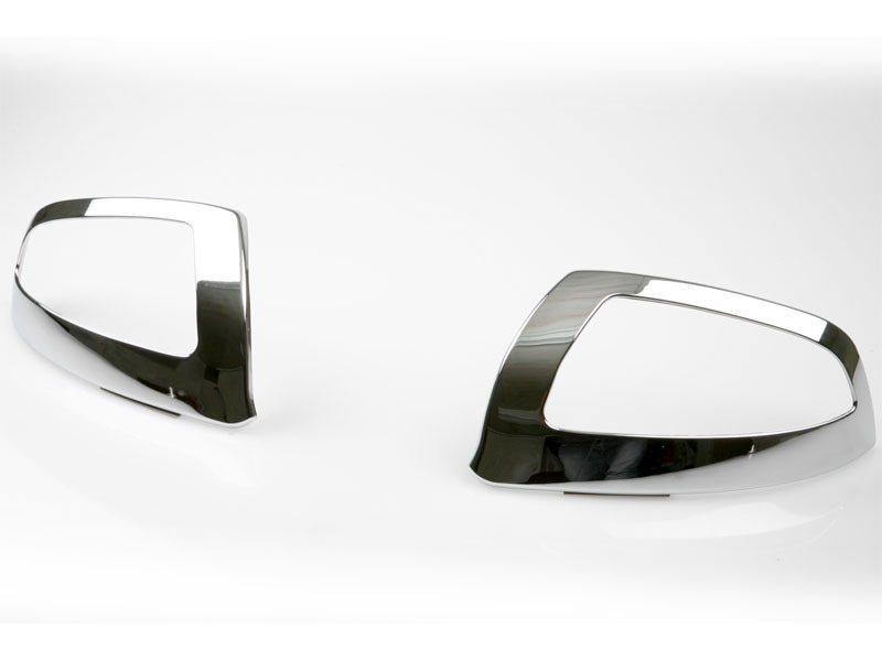 Chrome Door Mirror Covers For Mercedes Benz W204 C-Class E-Class W212 C200 C300