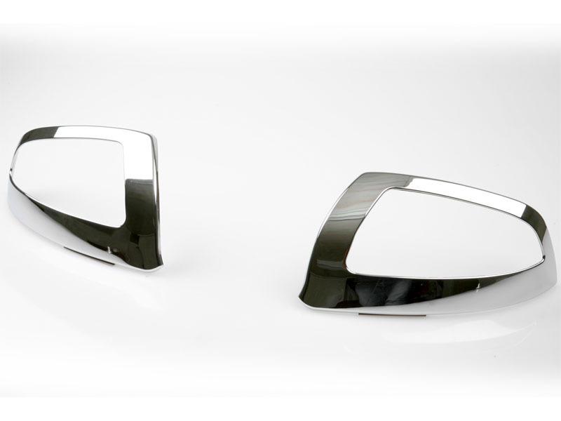 Chrome Door Mirror Covers For Mercedes Benz W204 C-Class E-Class W212 C200 C300