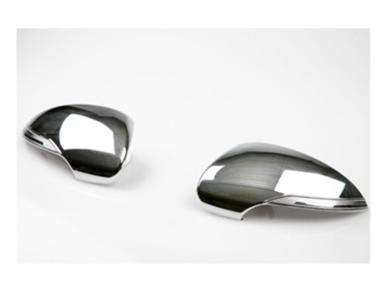 Mercedes BENZ CL-Class W216 S-Class W221 Chrome Mirror Cover