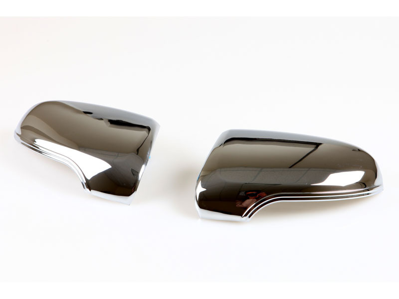 Mercedes BENZ E-Class W211 Chrome Mirror Cover 06UP