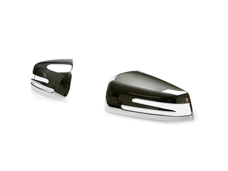 Mercedes BENZ W212 W221 W216 W204 Estate X204 Chrome Mirror Cover