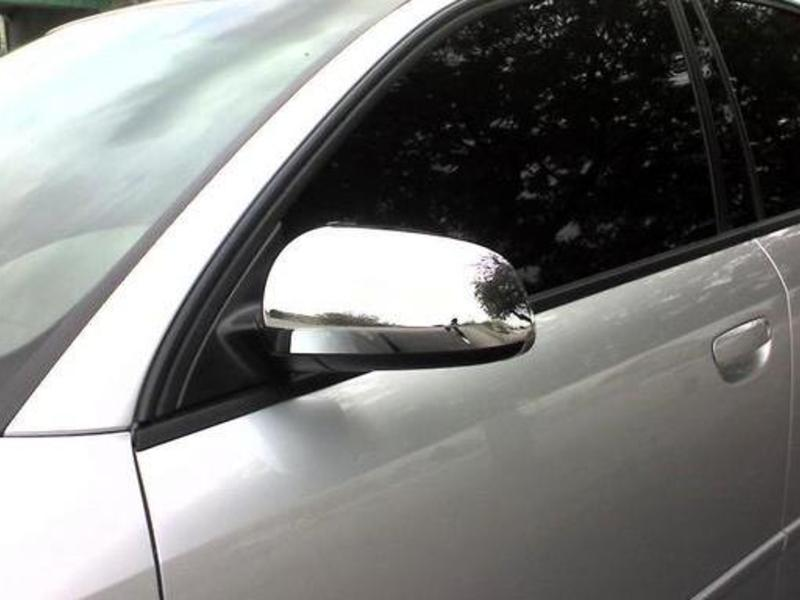 AUDI A4 B6 B7 A6 C6 A3 8P S4 Door Chrome Mirror Cover