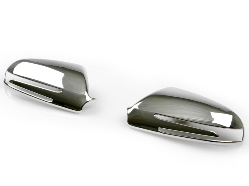 Mercedes BENZ W207 W219 R230 R171 SLK Chrome Mirror Cover