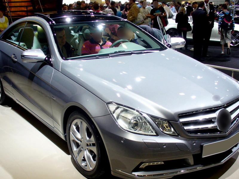 Mercedes benz w207 w219 r230 r171 slk chrome mirror for Mercedes benz w207
