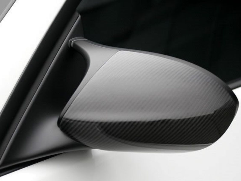 BMW E92 M3 Carbon Mirror Covers