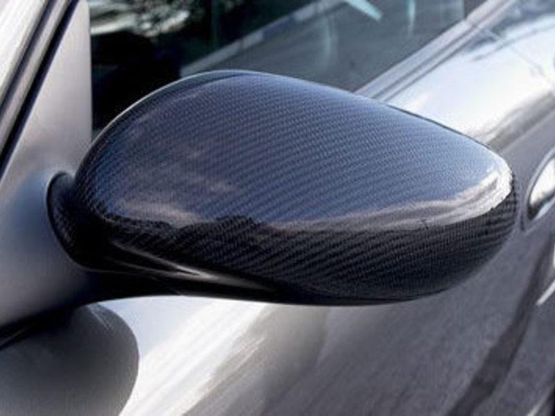 Carbon Fiber Mirror Coverss For Porsche 996 1997-2004
