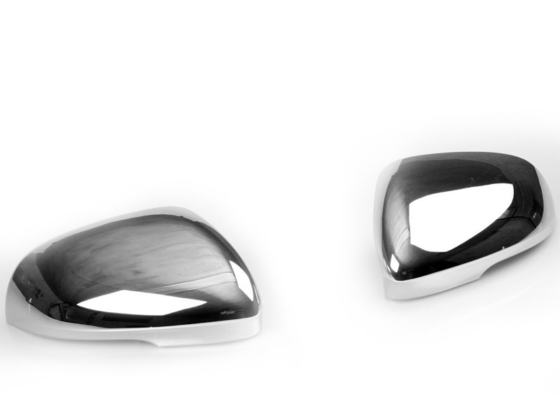Jaguar XF XK XFR XKR 2010 2011 Chrome Mirror Cover