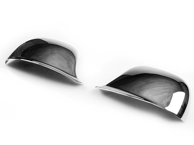 Chrome Door Mirror Covers For Mercedes Benz Vito Viano W639