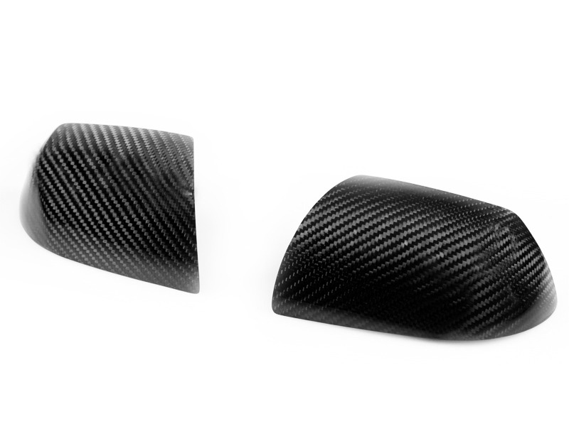 Real Dry Carbon Door Mirror Cover Ford Focus Mk2 04-08