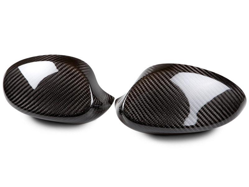 BMW E92 E93 2D Coupe Cabrio 328i 335i Real Dry Carbon Fibre Wing Mirror Cover