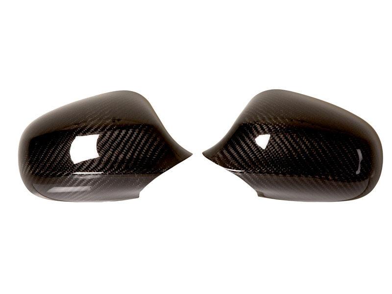Carbon Fiber Mirror Covers For BMW 3 Series E90 E91 LCI