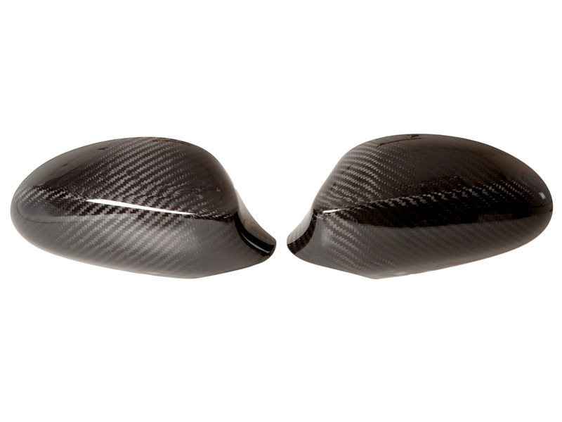 BMW 1 Series E87/E81/E82/E88 Carbon Mirror Covers