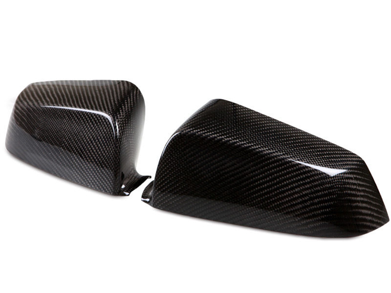 Carbon Fiber Door Mirror Covers For BMW 5 Series 530i 535i F10 F11 F03 F04 F06