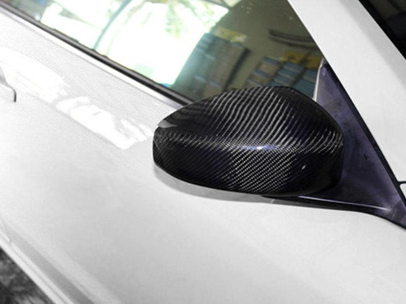 Carbon Fiber Mirror Coverss For Infiniti G35 Coupe 2-door Models 2003-2007