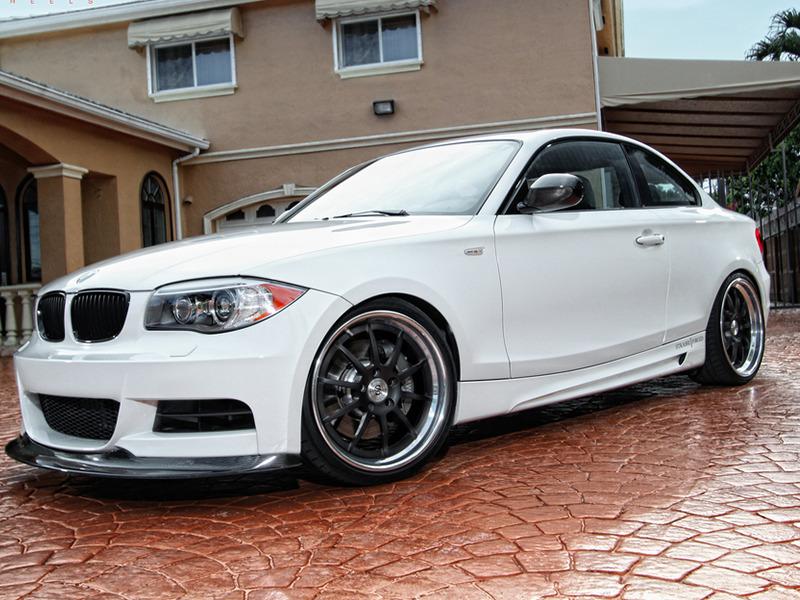 BMW 1 Series E87 E81 E82 E88 Real Carbon Fiber CF Door Side Mirror Covers