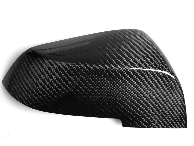 Carbon Fiber Door Mirror Covers For BMW 3 Series F30 F31 F20 Sedan Touring