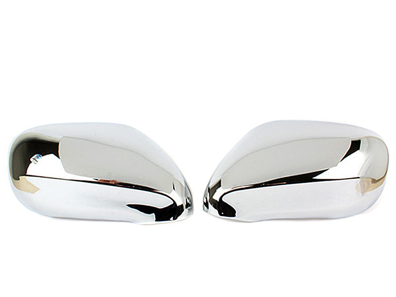 Pair Chrome Door Mirror Cover For Lexus IS250 LS350 LH