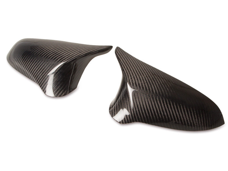 Carbon Fiber Side Mirror Covers For BMW F80 M3 F82 F83 M4