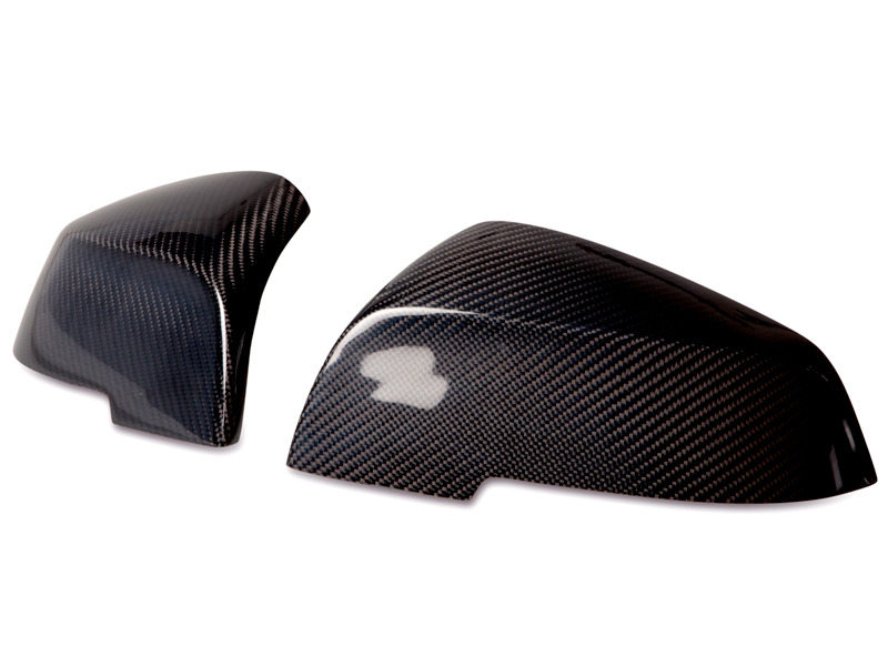 Full Replacement Carbon Fiber Mirror Cover For BMW E84 F20 F30 F32 12-16