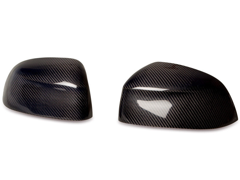 Real Carbon Fiber Side Mirror Cover For BMW E83 X4 F26 X4 G15 X5 F16 X6 Add On