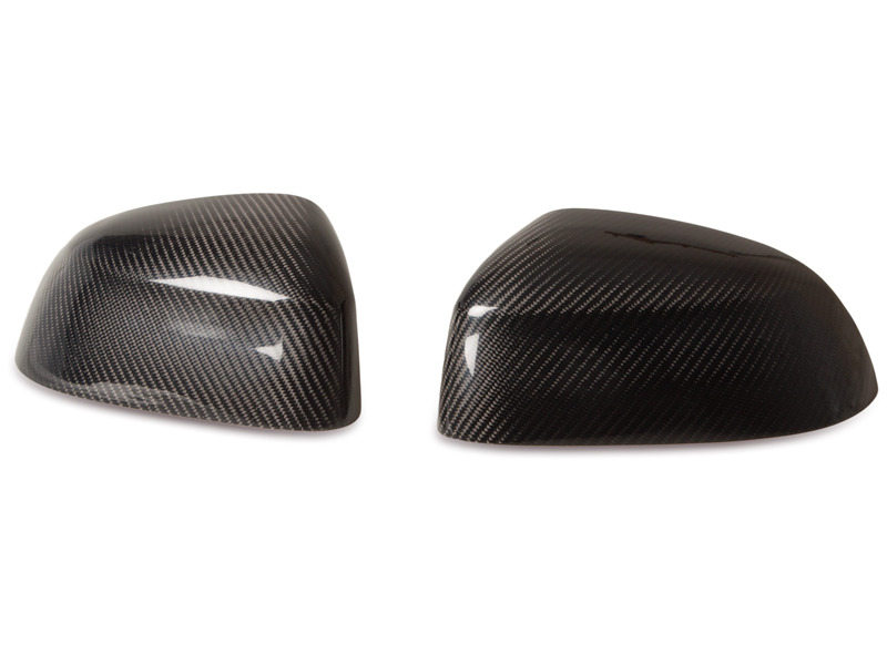 Full Replacement Carbon Fiber Mirror Cover For BMW F25 X3 F26 X4 F15 X5 F16 X6